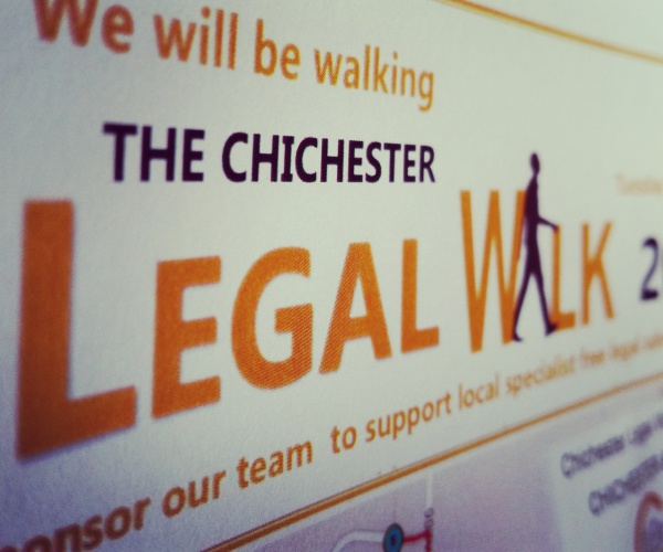 Legal Walk