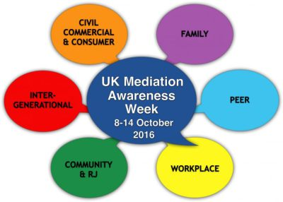 Mediation Awareness Week 2016 is here!