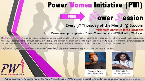 #PWI #workshop #authentic #PowerWomen #PowerWoman
