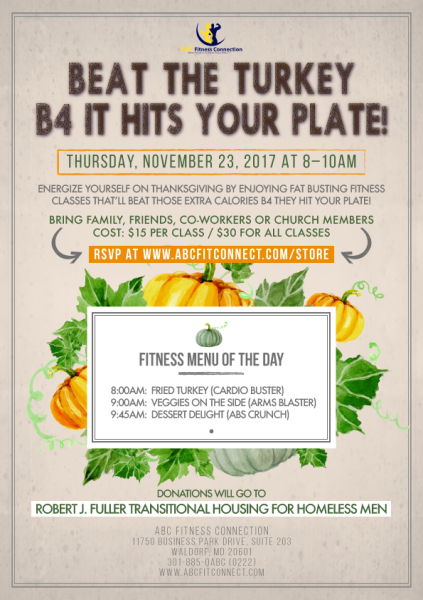 #thanksgivingr #bookcamp #fitness #ABCFitConnect