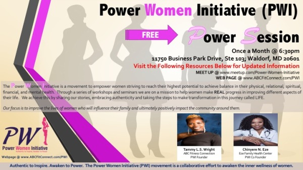 #PWI #workshop #authentic #PowerWomen #Power