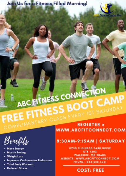 #SWAGbootcamp #abcfitconnect #fitnessbootcamp #waldorf #wellness #weighloss