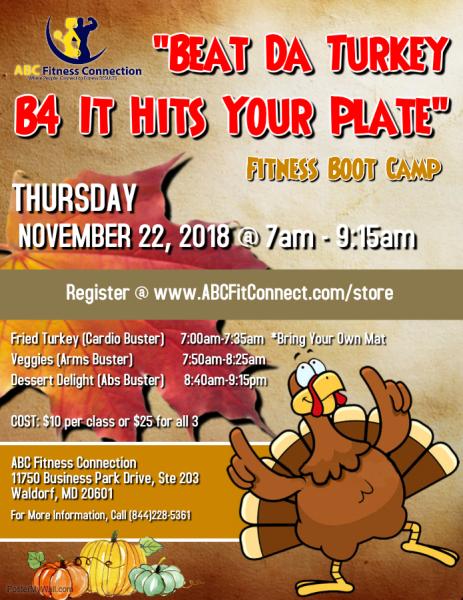 Beat Da Turkey B4 It Hits Your Plate | Nov. 22