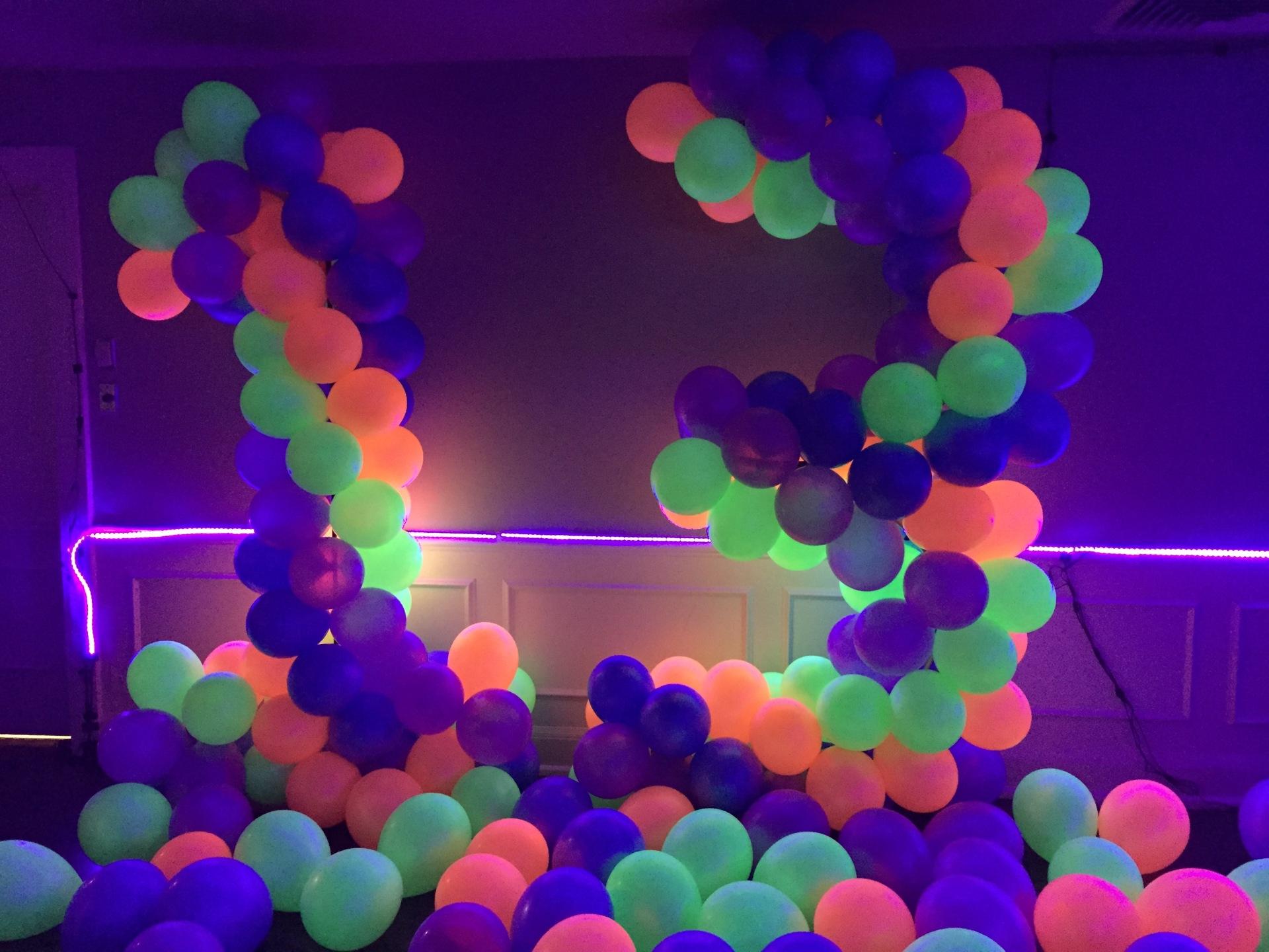Neon Numbers!