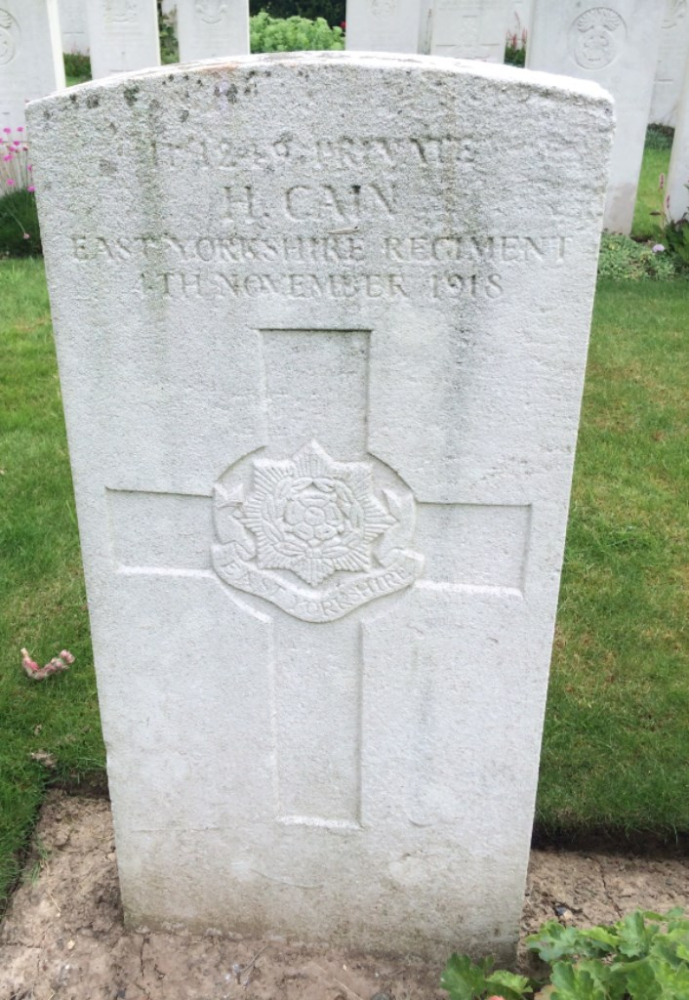 Cain Grave