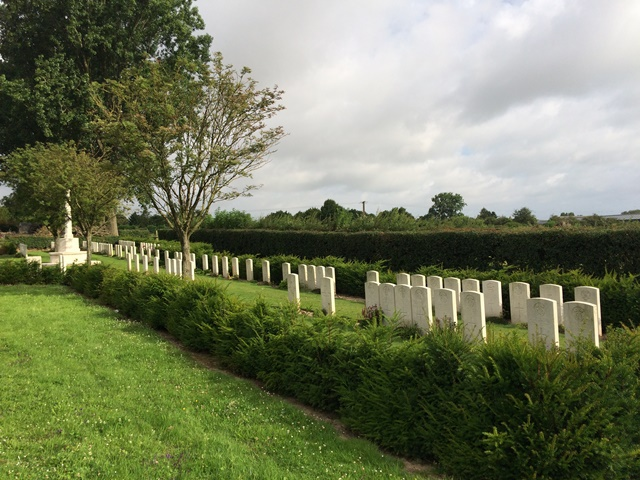 Forest Communal Cemetery
