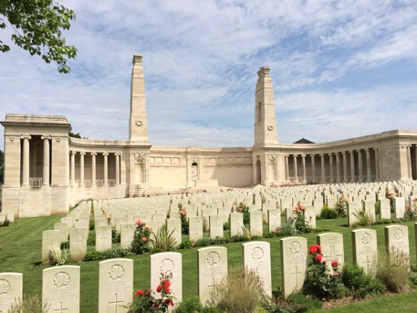 Vis En Artois Memorial