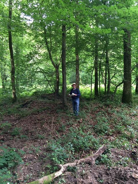 Jon Exploring
