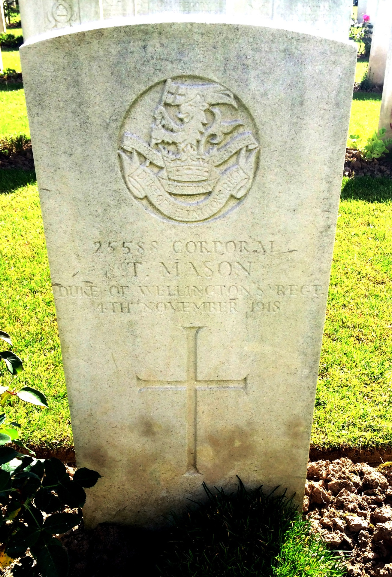 Harry Banks Grave