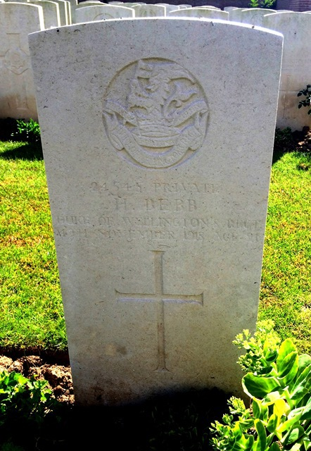 Harry Banks Grave