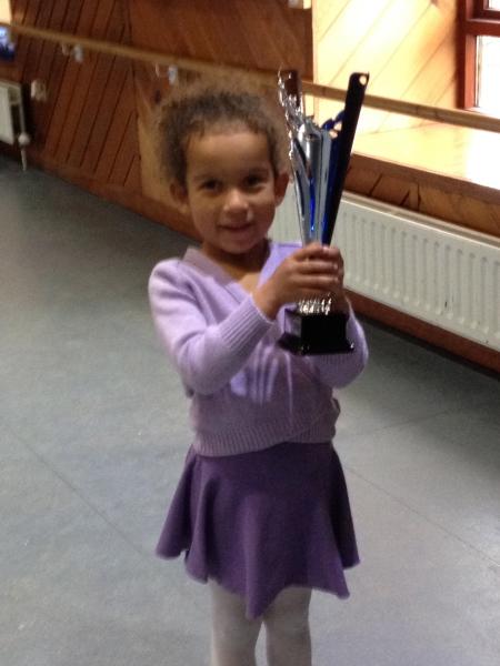 Jr Achievement award