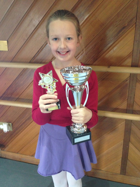 Lucy Alice Award