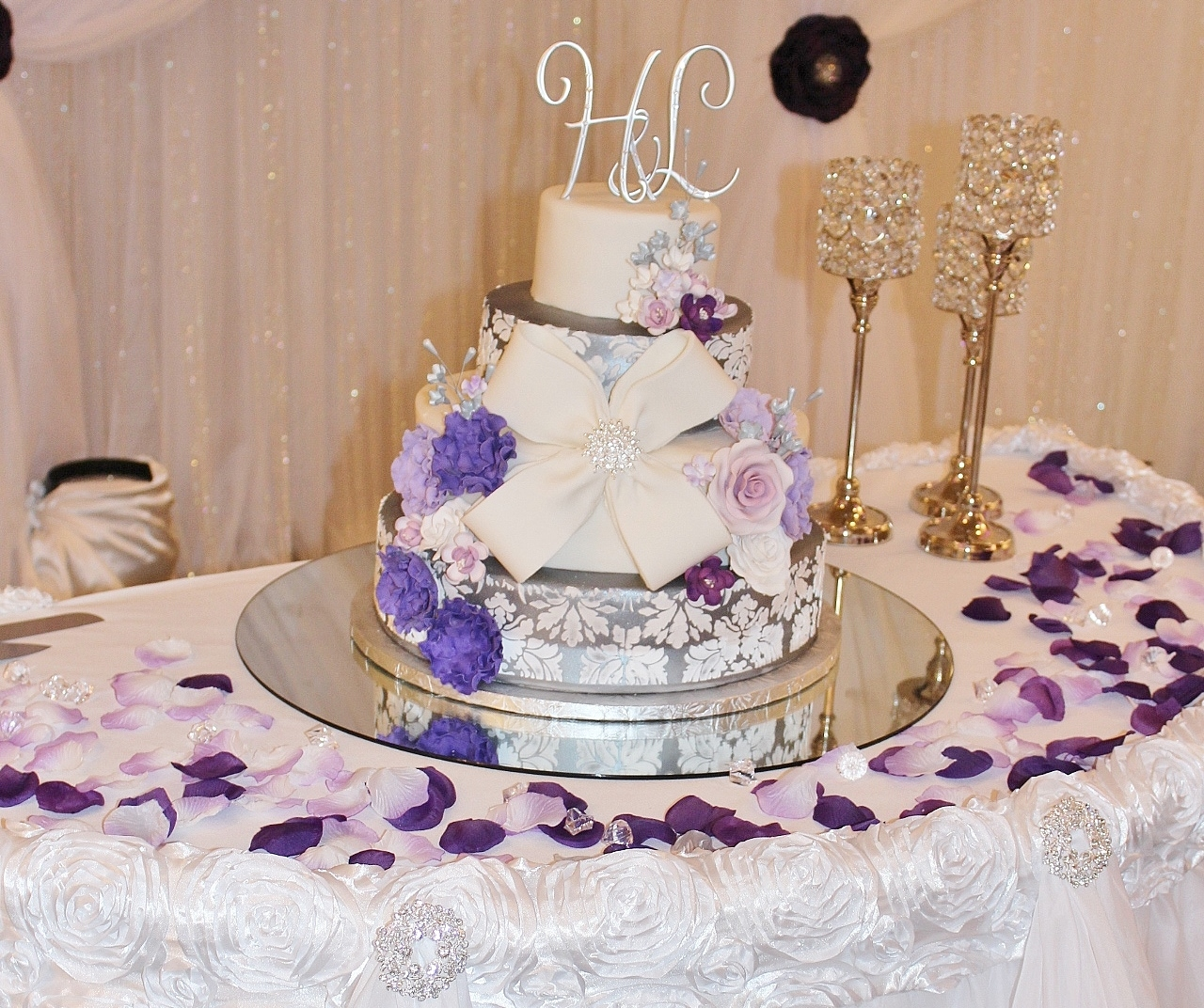 Sugar House Cakes specialty custom cakes for weddings