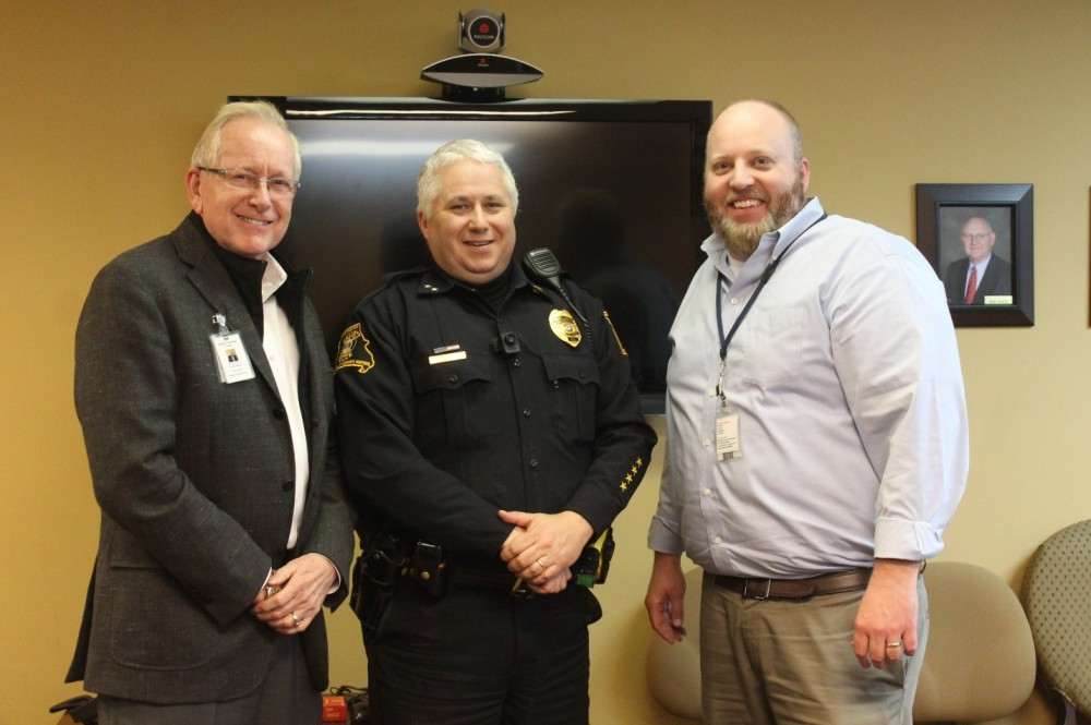 CMHL program helps officers, communities