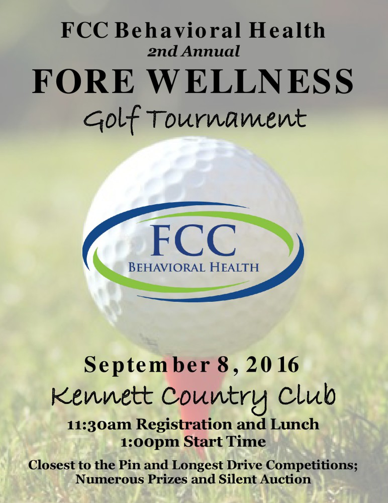 FCC Fore Wellness Golf Tournament