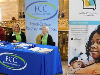 FCC Behavioral Health and Day at the Capitol