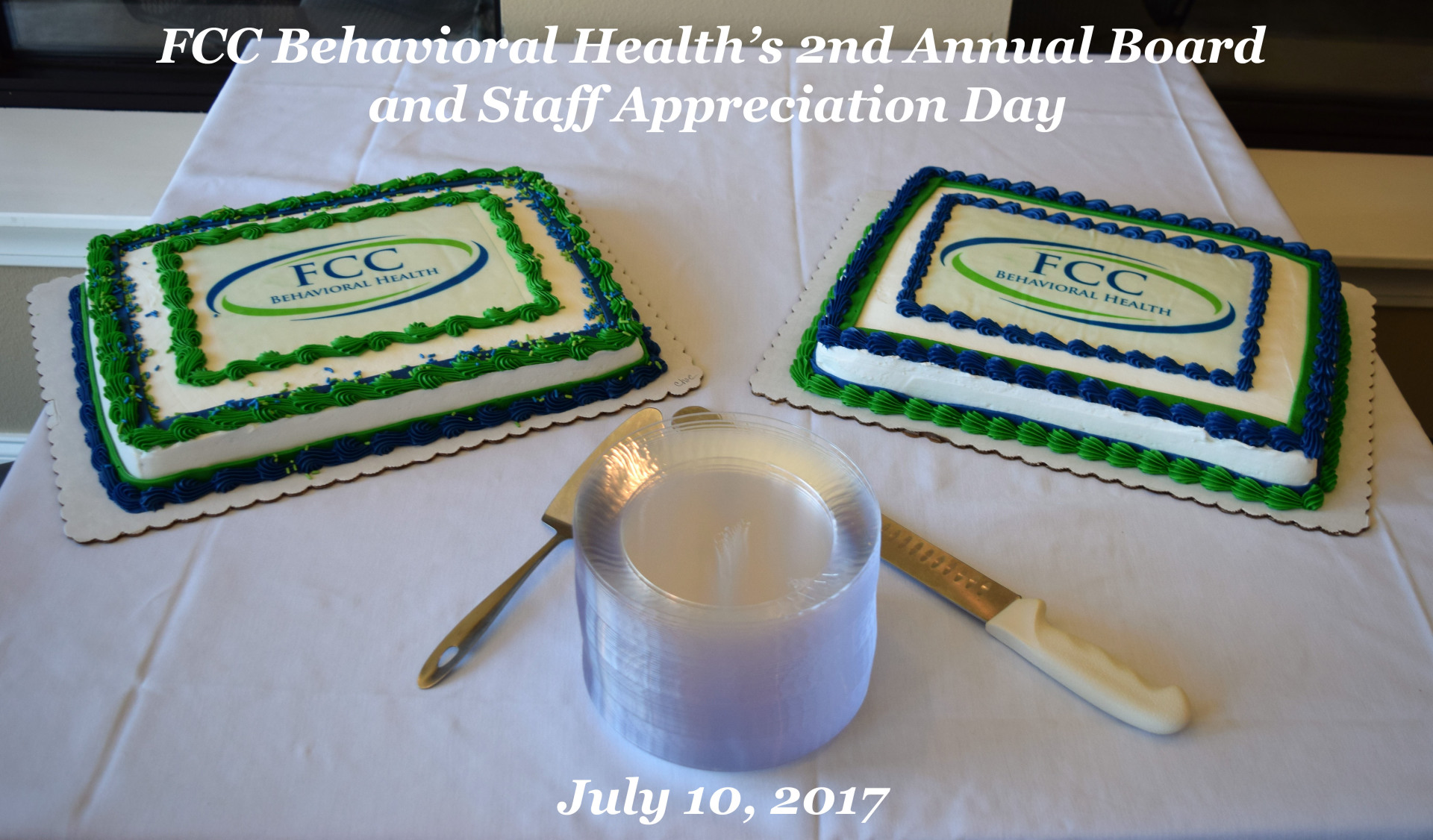 FCC Behavioral Health's 2nd Annual Board and Staff Appreciation Day