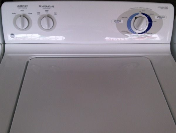GE WASHER $325.00