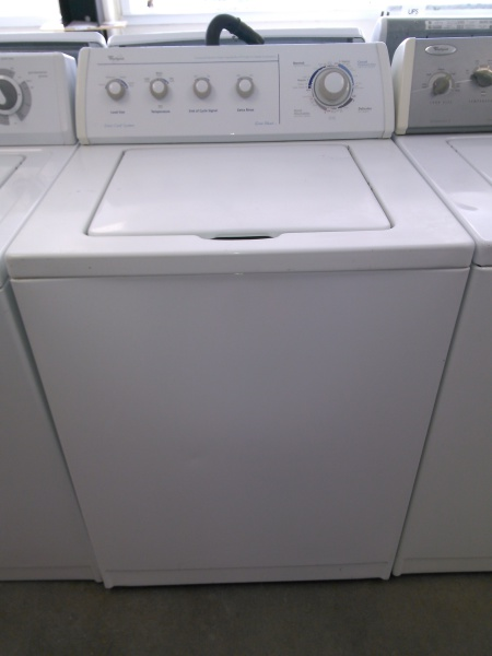 WHIRLPOOL WASHER $290.95