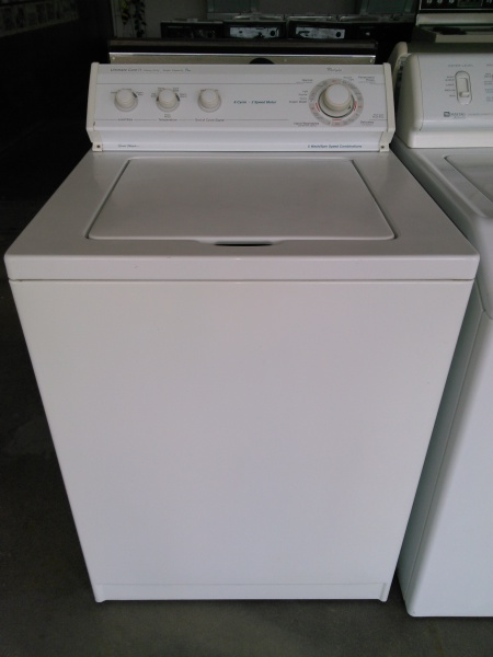 WHIRLPOOL WASHER $295.99