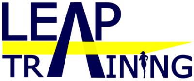 Leap Training Personal Training Logo