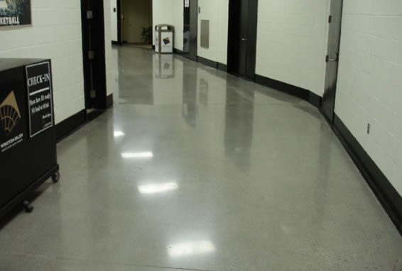 Specialized Concrete Flooring