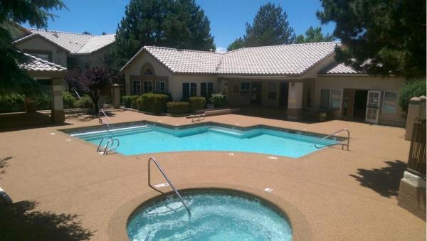 Pool Deck Albuquerque New Mexico