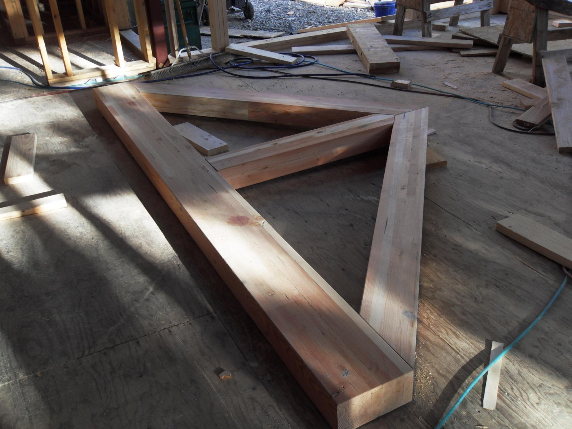 Custom beam