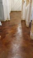 Stained concrete,acid staining, concrete floors,concrete coloring. acid stain