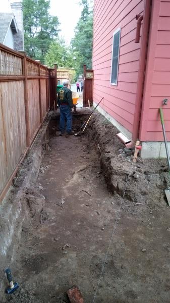 Digging Grade