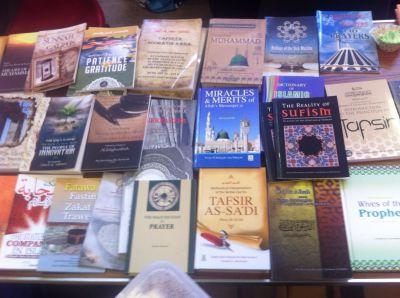 Authentic books...