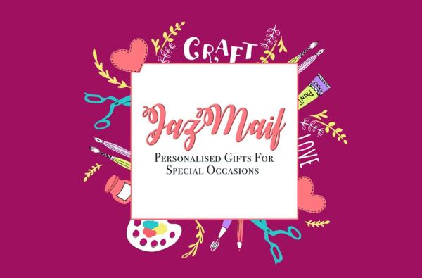 JAZMAIF - Specialised gifts for special occasions such as Eid, Nikkah, gratitude gifts, sympathy gifts, newborns, loved ones, new home, home decor, etc.