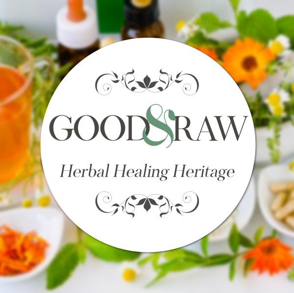 GOOD&RAW - Herbal Teas, Capsules, Creams, Nutritional Assessments & Counselling.