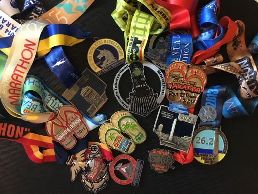 Choosing a fall marathon
