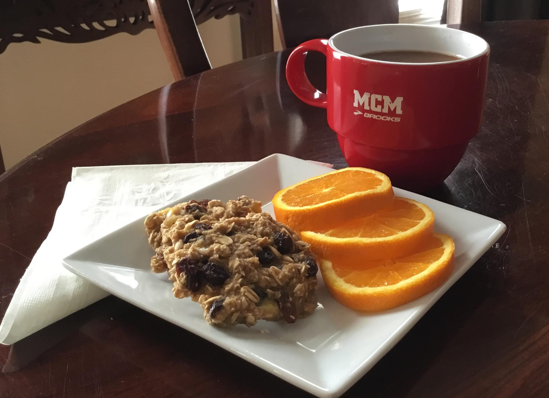 Three Ingredients Oatmeal Cookies