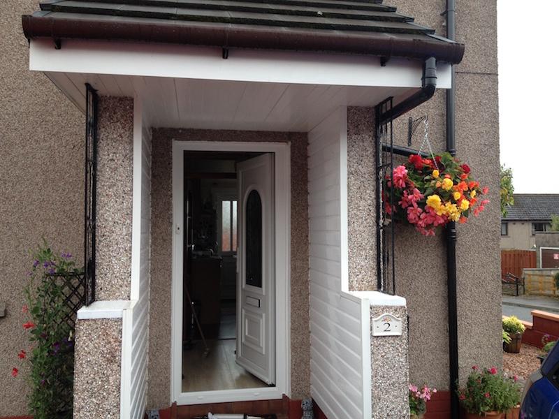 Door & Porch Installation