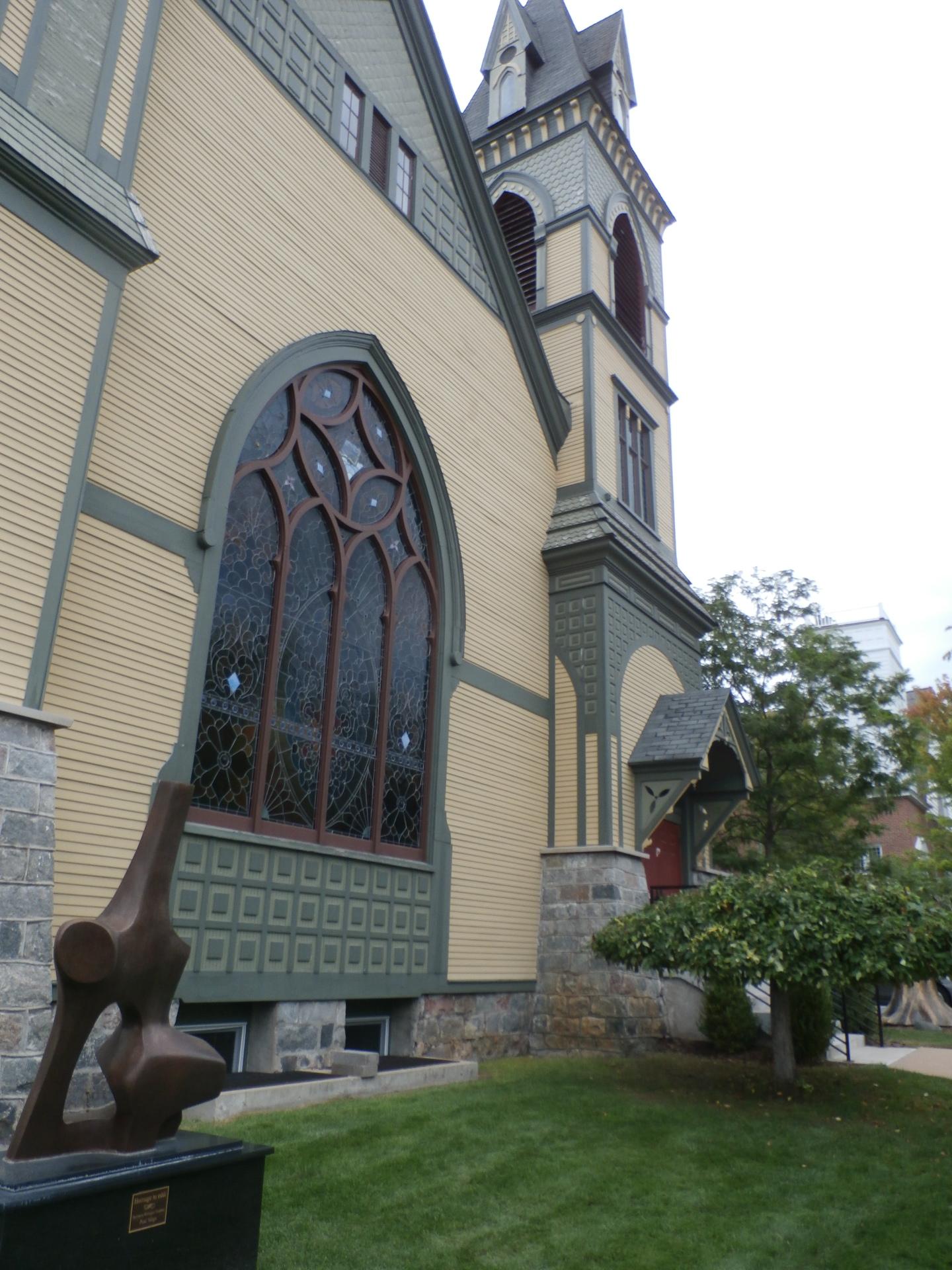 The Crooked Tree Arts Center