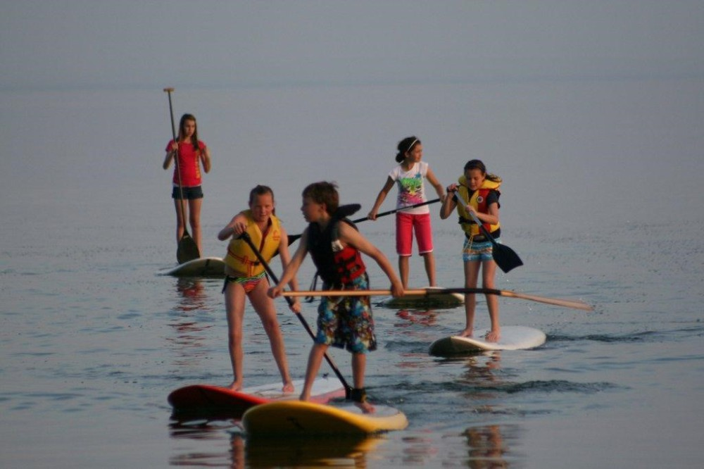 SUPfari Kids Paddle Board Camp!