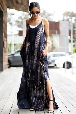 T-DYE DRESS  $36
