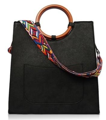 BLACK BAG  $65