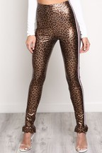 CHEETAH LEGGINGS $26