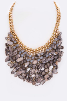 DESIGNER NECKLACE    $36