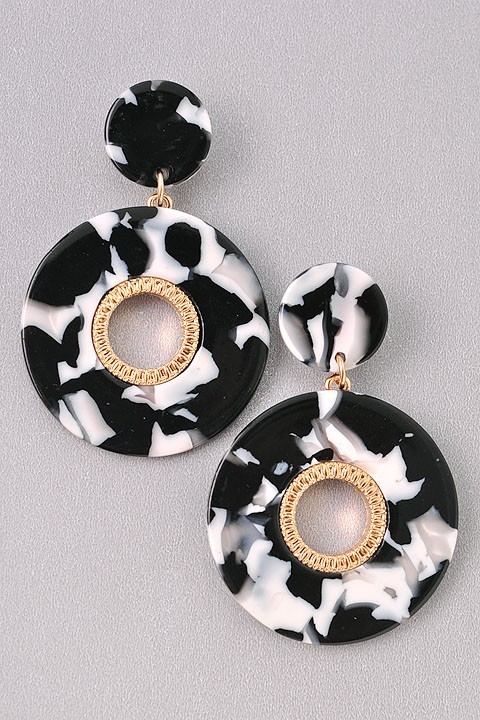 EARRINGS  $16
