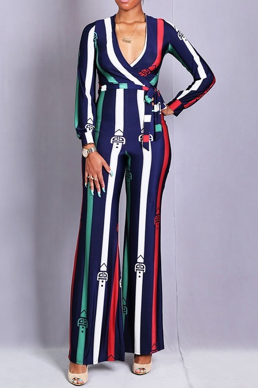 MULTI JUMPSUIT $55