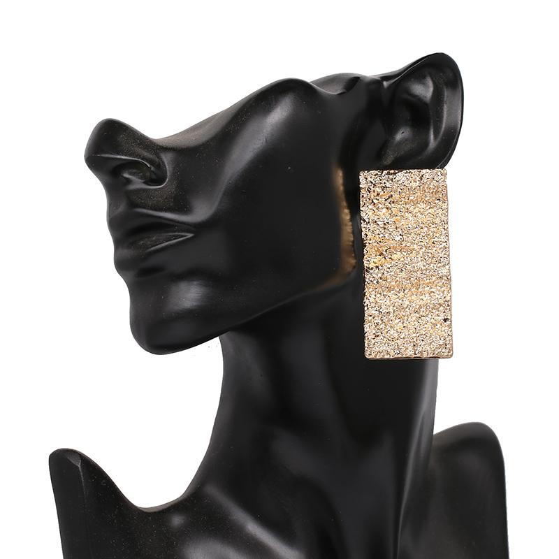 BIG GOLD EARRINGS  $20