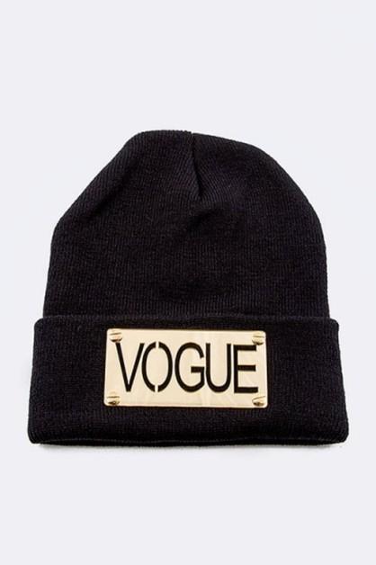 VOGUE CAP $12