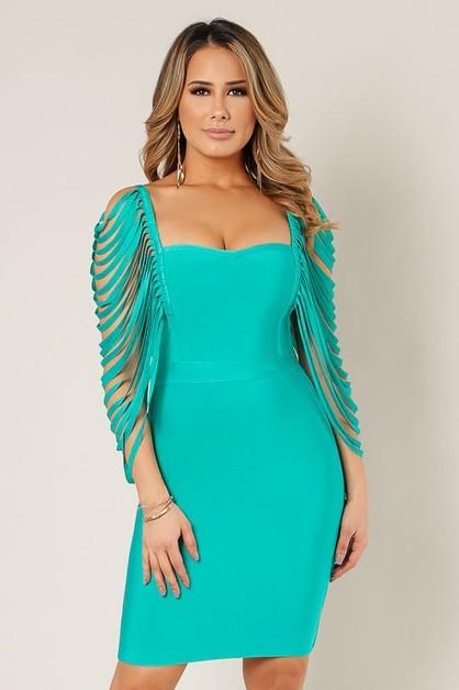 MINT DRESS - $70