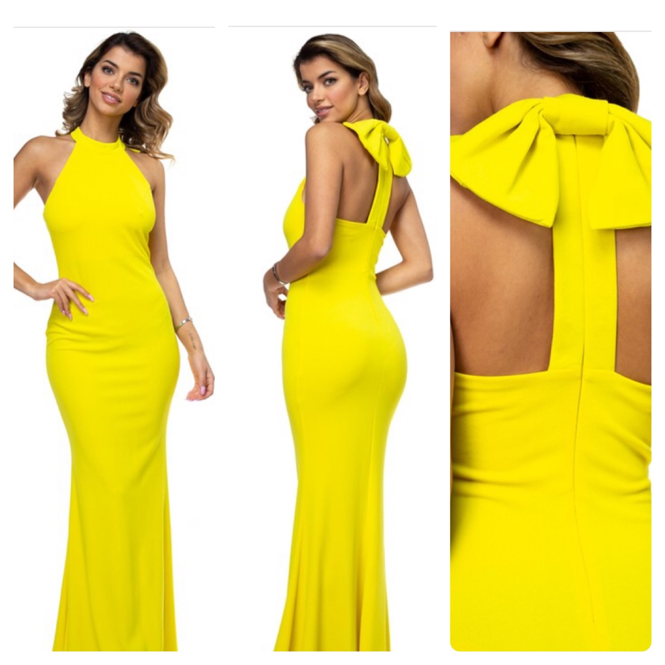 MELLOW YELLOW DRESS $65