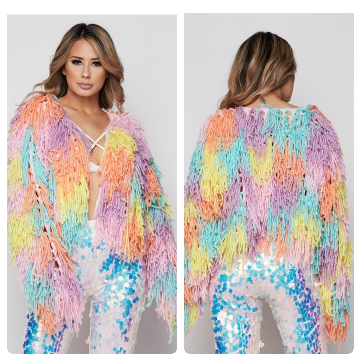 CANDY GIRL COAT  $35