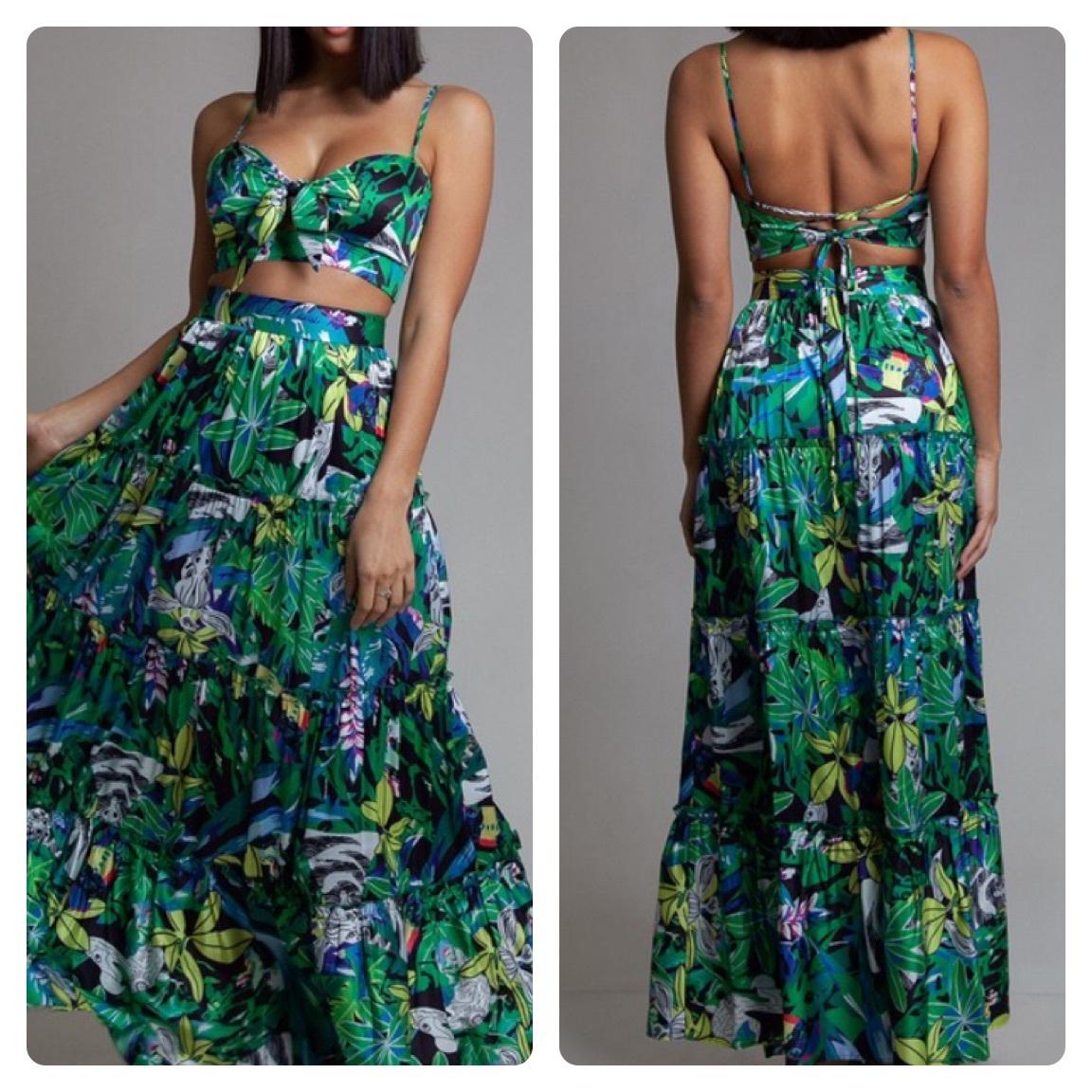 GREEN DRESS  $45